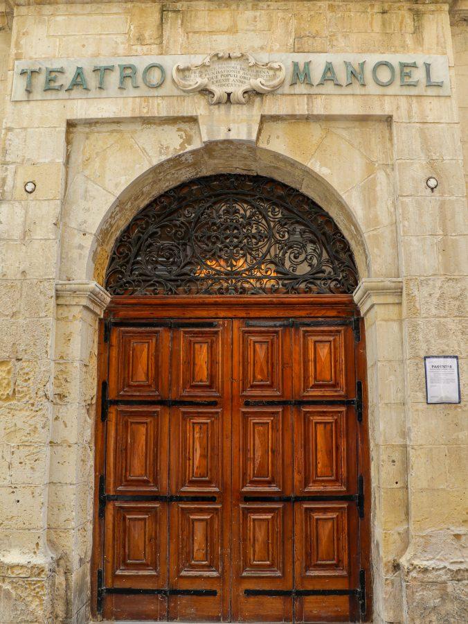 Porta Teatro Manoel