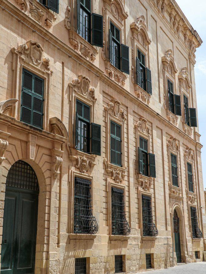 Detalhe Edificio Auberge de Castille