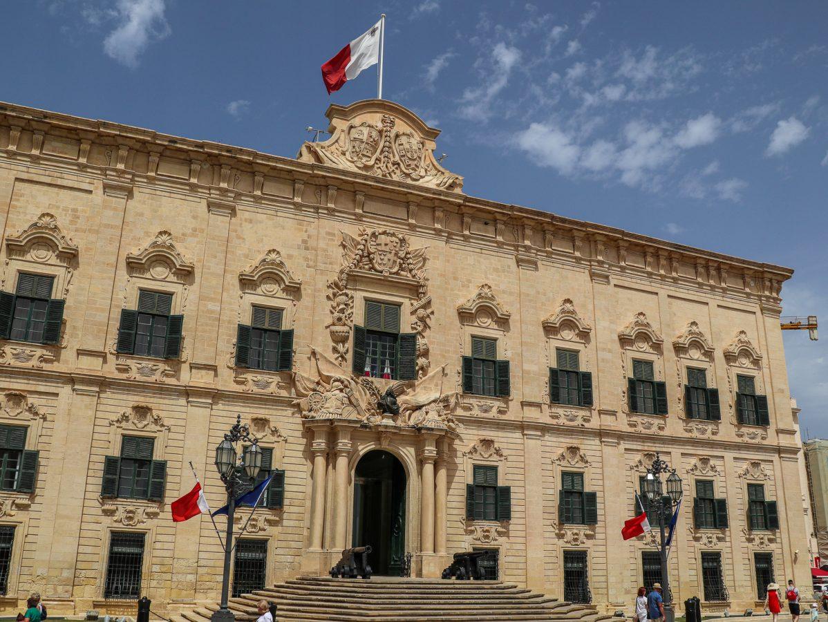 Edificio Auberge de Castille