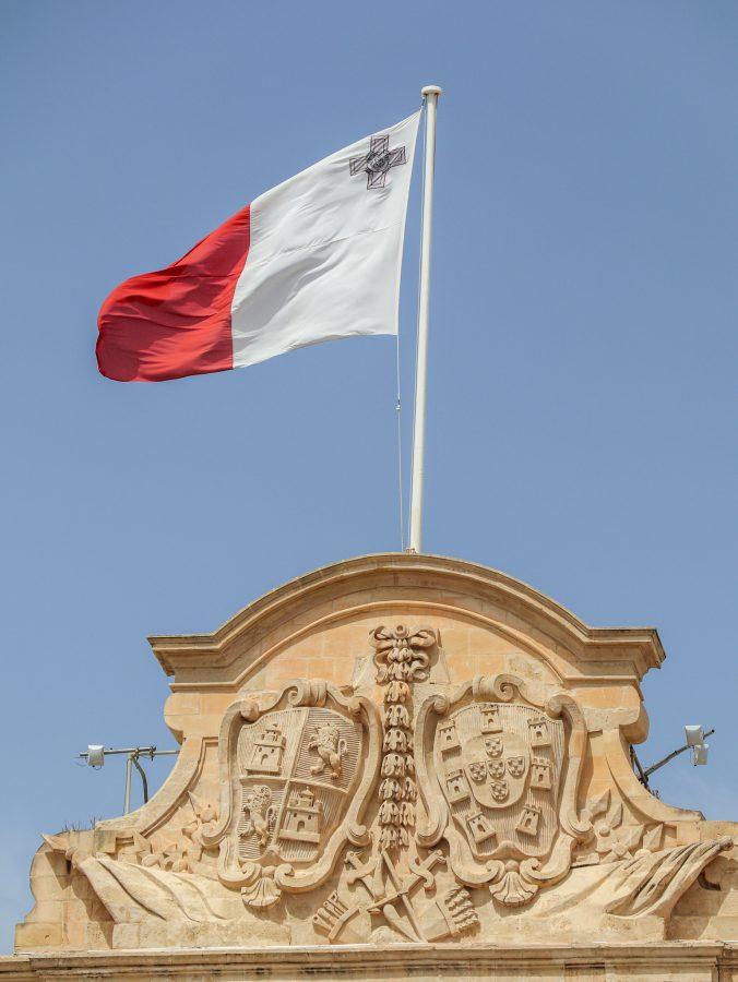 Bandeira Edificio Auberge de Castille