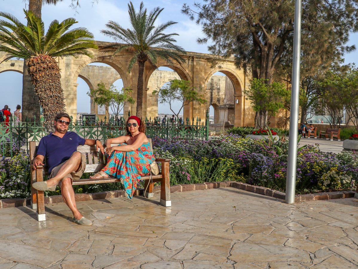 Jardins Superiores de Barakka