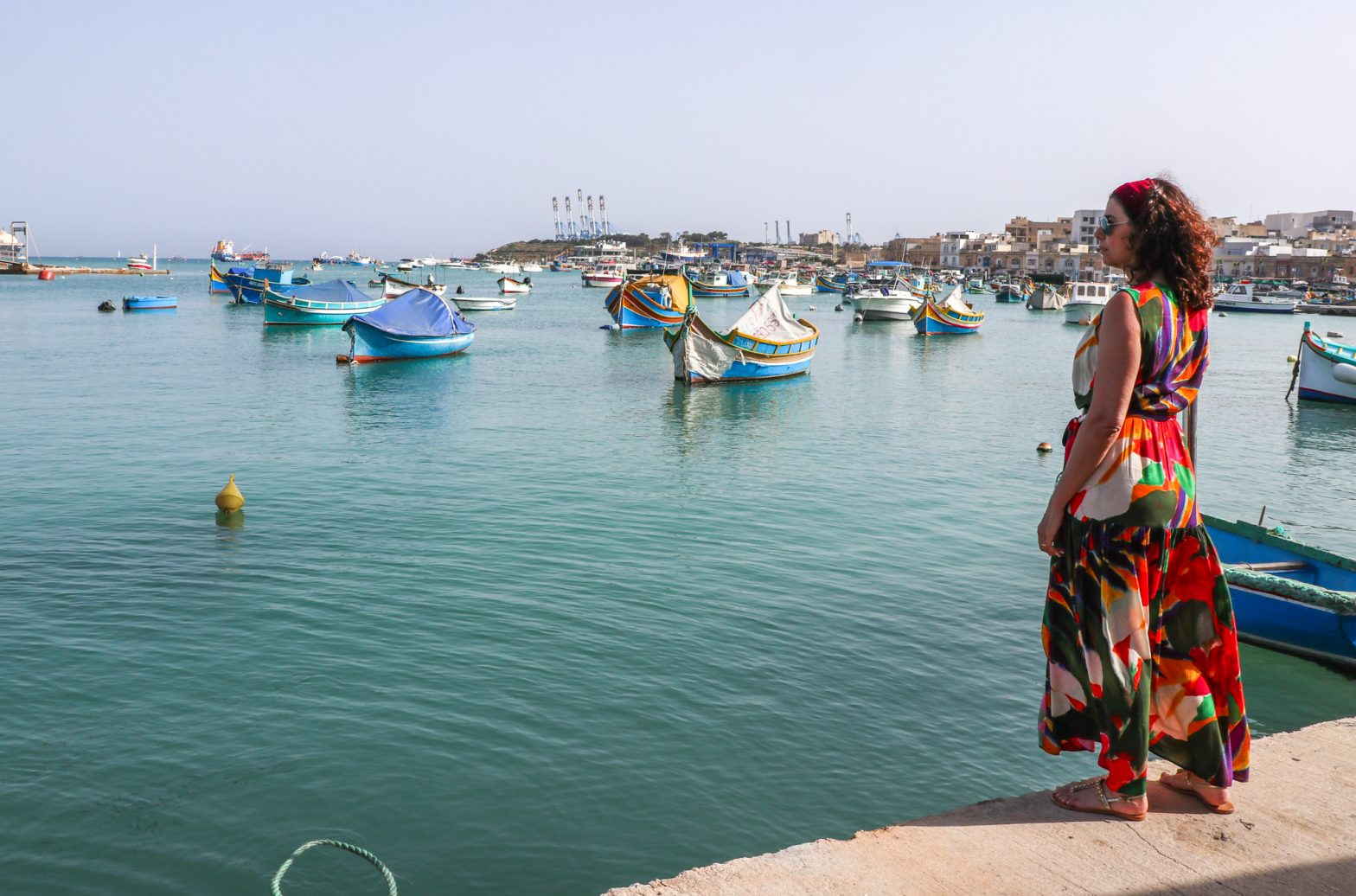 Baia de Marsaxlokk