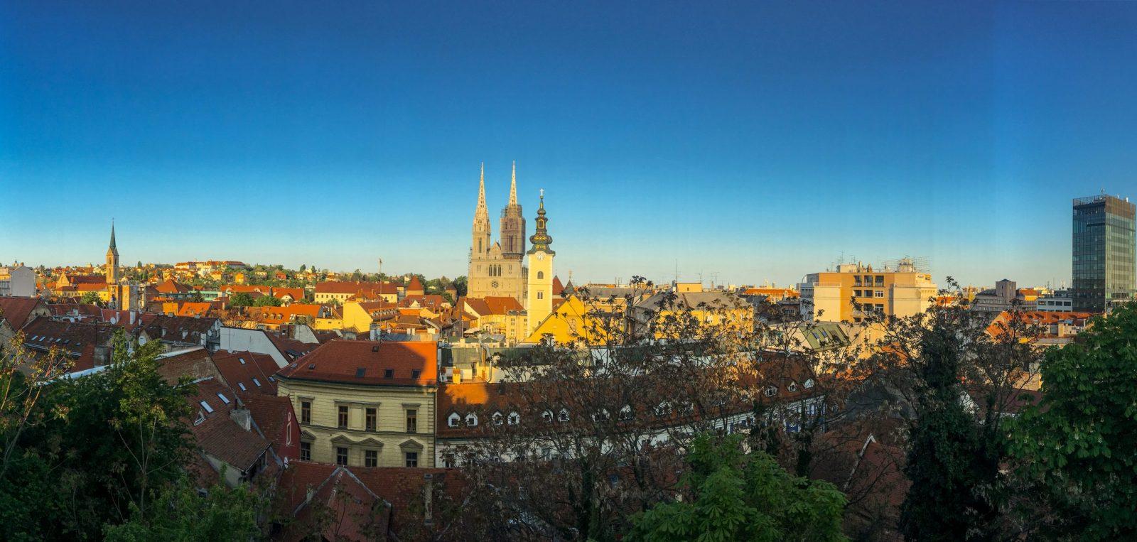 Vista Cidade Alta Zagreb