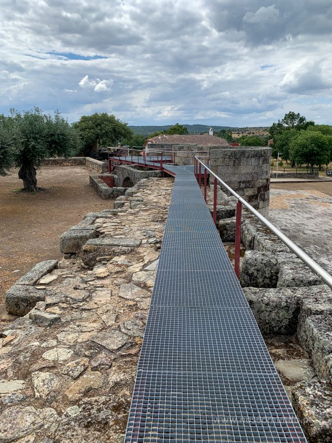 Muro e Porta Norte de Idanha-a-Velha